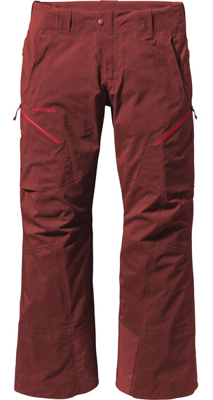Patagonia Untracked Pant Women Drumfire Red